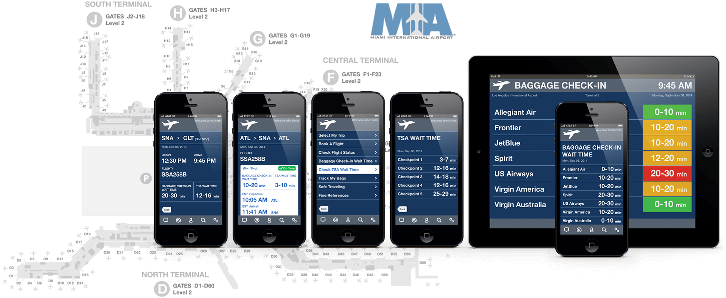 MIA Promotional Apps