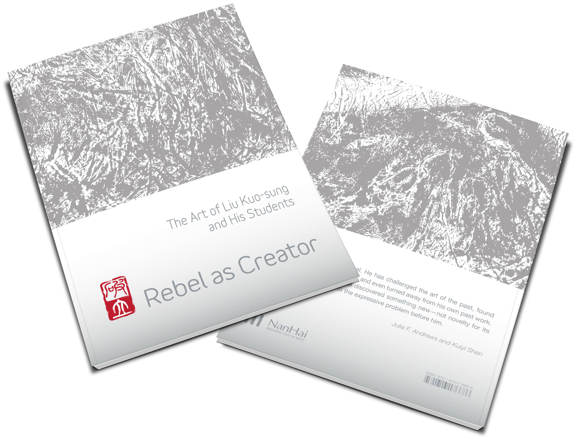 Nan Hai Art - Exhibition catalog design